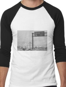 Parker Road, Industrial  Men's Baseball ¾ T-Shirt