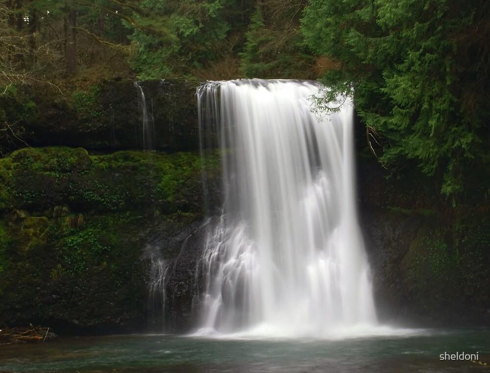 """Falls"" by sheldoni"