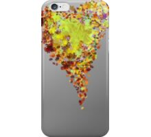 autumn heart iPhone Case/Skin