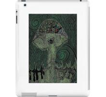 Mushroom Cult iPad Case/Skin