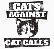 Cats Against Cat Calls by Boogiemonst