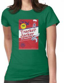 Tracker Jacker Womens Fitted T-Shirt