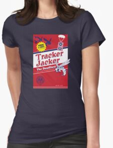 Tracker Jacker Womens Fitted T-Shirt