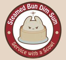Cute Steamed Bun Dim Sum by kimchikawaii