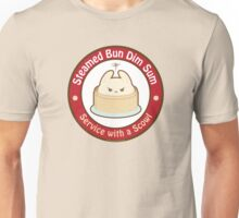 Cute Steamed Bun Dim Sum Unisex T-Shirt