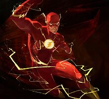 The Flash by BritishYank