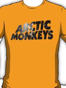 Arctic Monkeys Logo T-Shirt