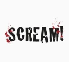 Scream by Steffiit