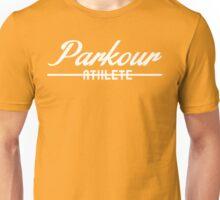 Parkour Athlete Unisex T-Shirt