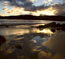 Surveyor's Bay Tasmania by Melinda Kerr