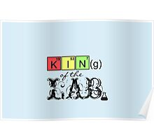King of the Lab Poster