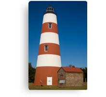 The Sapelo Island Lighthouse Canvas Print