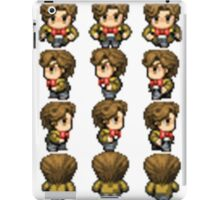 11th Doctor 16-bit iPad Case/Skin