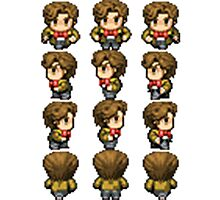 11th Doctor 16-bit Photographic Print