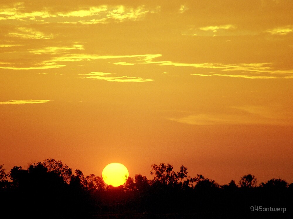 Australian Sunset by 945ontwerp