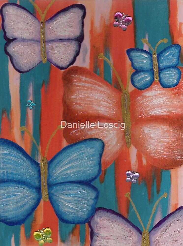 ButterfliesV1 by Danielle Loscig