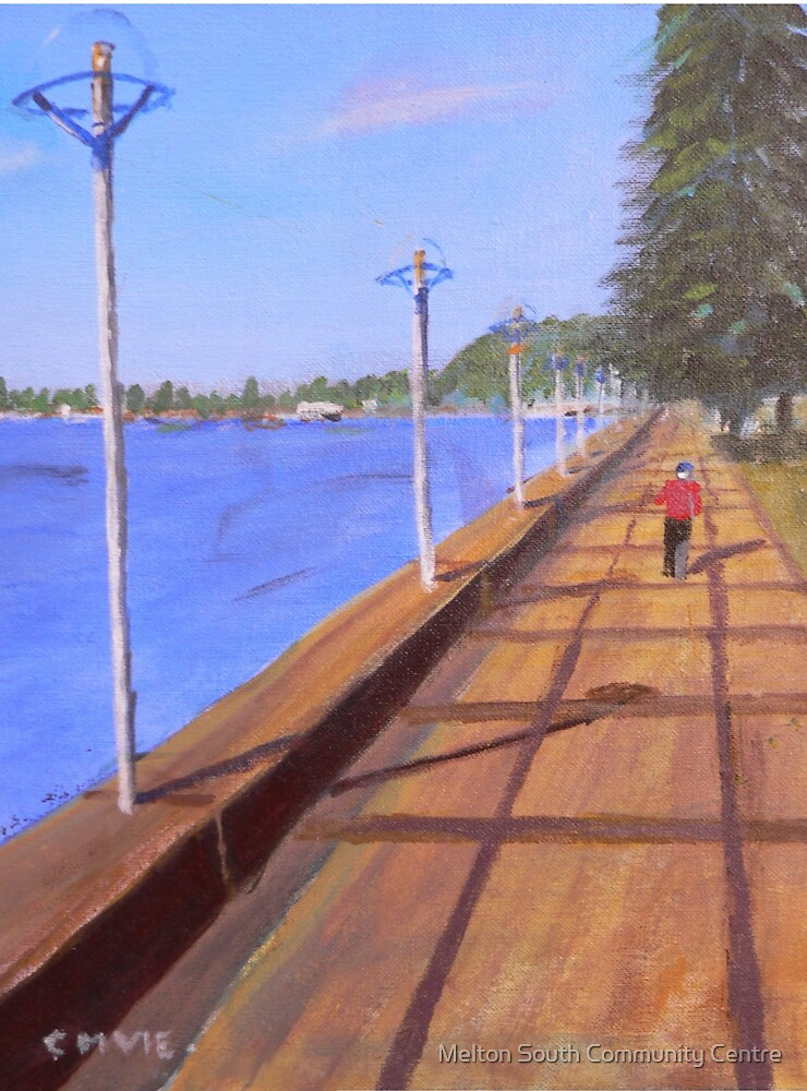 The Esplanade-Newcastle NSW by Melton South Community Centre