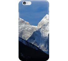 EBC14-ama dablam back iPhone Case/Skin