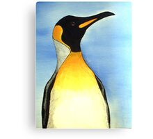 Penguin 2 Canvas Print