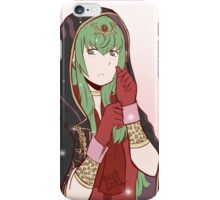 """""""Promise? I hate being alone..."""" iPhone Case/Skin"""