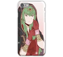 """Promise? I hate being alone..."" iPhone Case/Skin"
