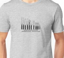 Serial killer survival package Unisex T-Shirt