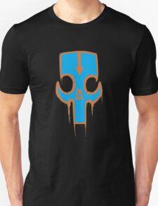 Graffiti Skull Unisex T-Shirt