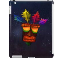 Aku Aku- Crash bandicoot iPad Case/Skin