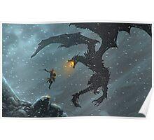 The Elder Scroll Online V Poster