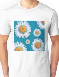 Floating Daisies Unisex T-Shirt
