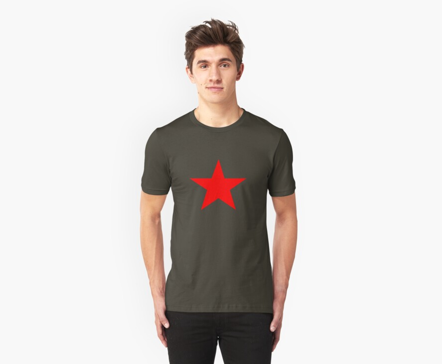 Red Star by colm
