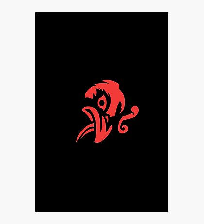 Bioshock Infinite Vigors - Murder Of Crows Photographic Print
