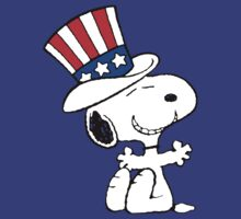 USA Snoopy T-Shirt