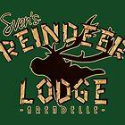 Sven's Reindeer Lodge by Ellador