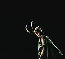 Loki iPhone Case by iceprince