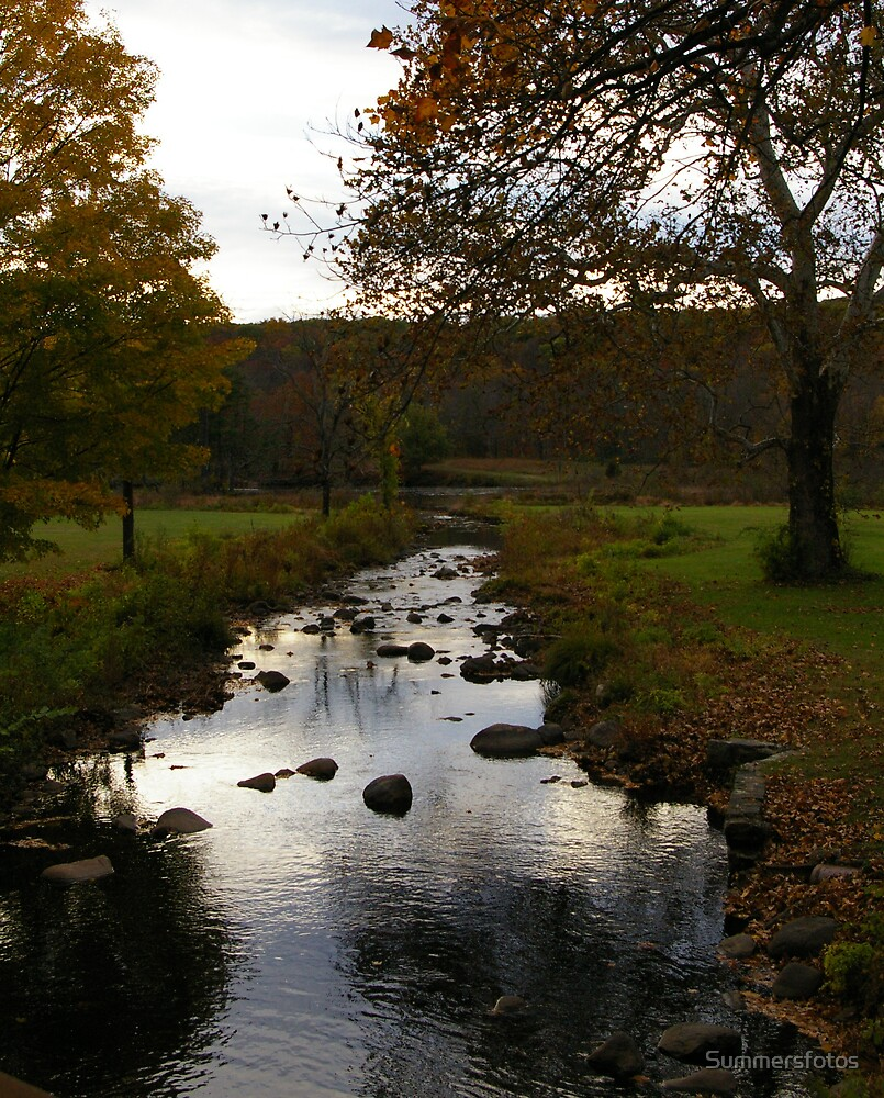 River runs through it by Summersfotos