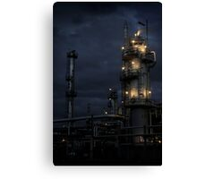 Oil: Refined Canvas Print
