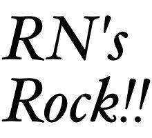RN's Rock!! by chiRn