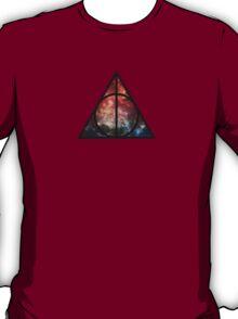 Deathly Hallows Galaxy T-Shirt