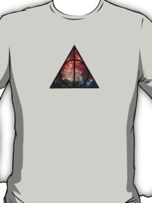Deathly Hallows Galaxy T-Shirt