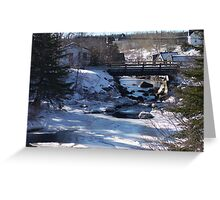 Herring Cove - A Nova Scotia Town Greeting Card