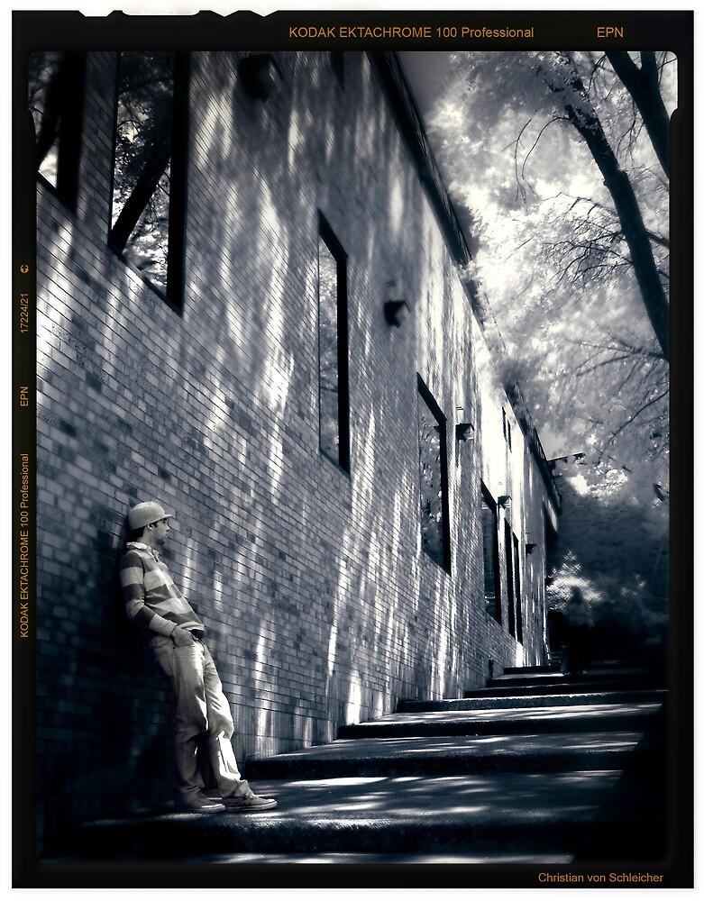 Wallflower by Christian von Schleicher