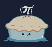 Cute Pun: Pi Pie Kids Clothes