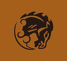 Bioshock Infinite Vigors - Bucking Bronco by Thomas Stock