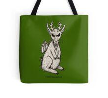 Spring-heeled Jackalope Tote Bag