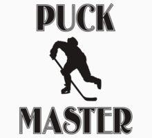 Puck Master Kids Tee