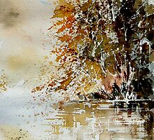 watercolor 210505 by calimero