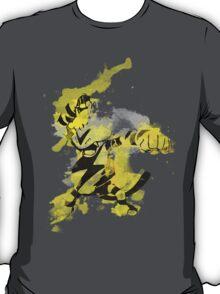 Electabuzz Splatter T-Shirt