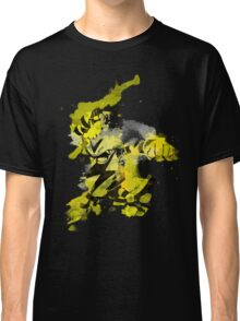 Electabuzz Splatter Classic T-Shirt