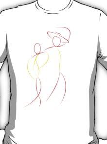Flamenco dancers T-Shirt